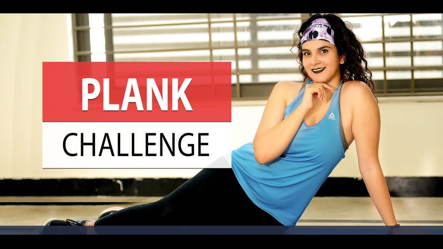 5 Minutes Of Plank Exercises