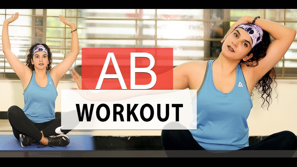 Abs Exercises With 20 Reps Each