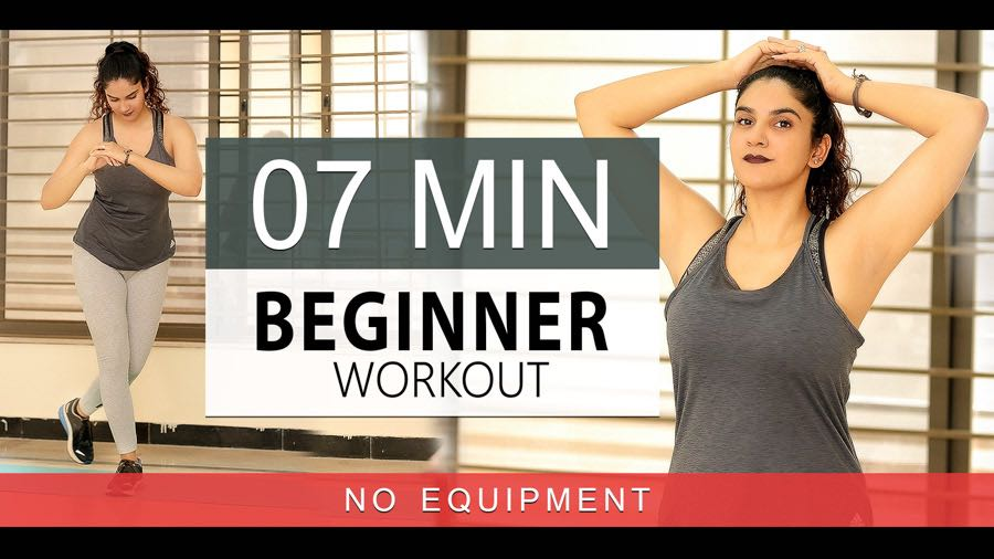 7-Minute Beginner Workout
