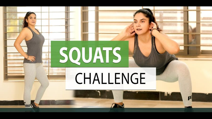 Squat Exercises To Tone Your Legs